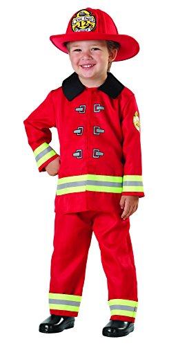 Seasons Fireman Role Play Costume -