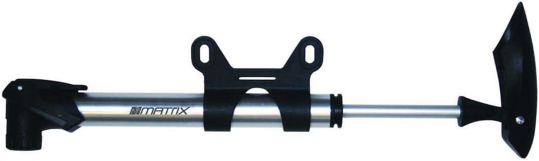 Matrix Fahrrad Minipumpe 2-Wege
