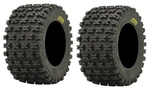 Pair Holeshot Tires Rear 20x11 9
