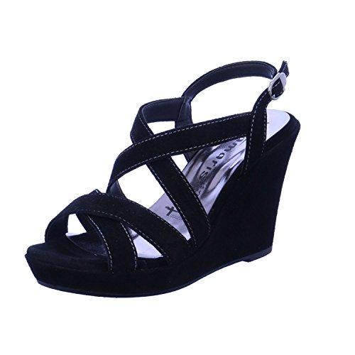 Tamaris Woman Sandal Black 37