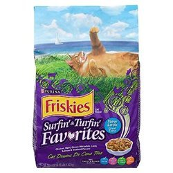 Friskie16LB Dry CatFood by Friskies