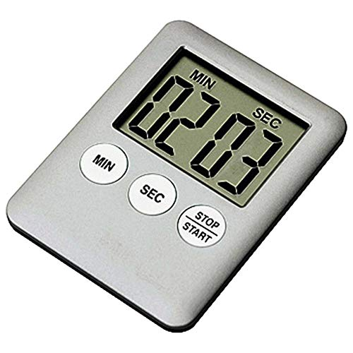 Orcbee  _Large Digital LCD Kitchen Cooking Timer Count-Down Up Clock Alarm Magnetic - Knife X-timer Camp