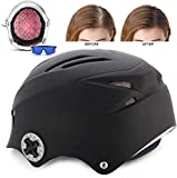 Laser Hair Growth Helmet,Laser hair cap Cleared Hair Loss Treatments Hair Regrowth for Men and Women with Thinning Hair