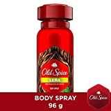Old Spice Desodorante en Aerosol Leña, 150 ml