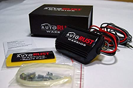 amazon com electronic rust protection module auto rust warrior for rh amazon com