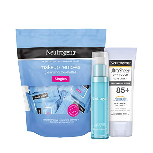 Neutrogena Makeup Remover Facial