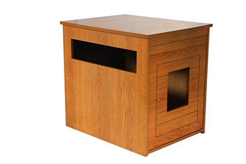 pet hup hup arena kitty litter box and accent table pet house and litter box comfort arena kitty litter box