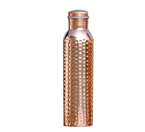 GoodsHealthShop Pure Copper Hammered Bottle Lid | Joint for sale  Delivered anywhere in USA
