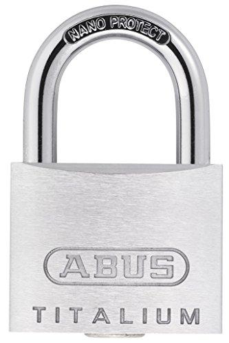 ABUS Titalium -Vorhängeschloss 64TI/20, 558788