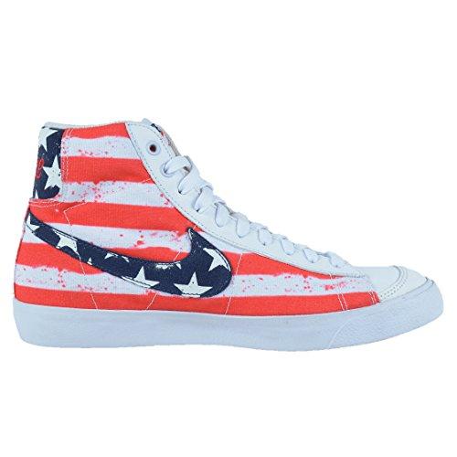 Nike Blazer Mid 77 Prm Vntg Mens Hi Top Formadores 537327 zapatillas de deporte