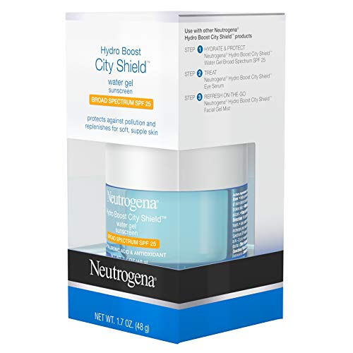 Neutrogena Hydro Boost City Shield Water Gel with Hydrating