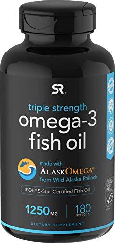 Omega-3 Wild Alaskan Fish