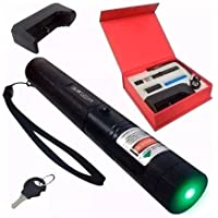 Caneta Laser Point com 5 ponteiras de Efeito BNZ-600307