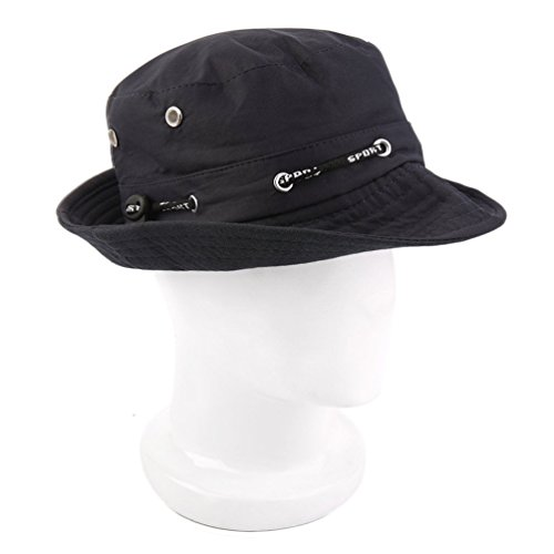 Xeno Unisex Bucket Hat Flat Hunting Fishing Outdoor Beach Fashion Summer Cap Xc