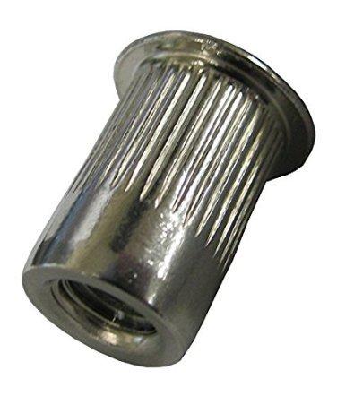 Rivet Nut Rivnut Insert Nutsert Stainless Steel 304 - 3/8-16 3/8 inch 10pcs