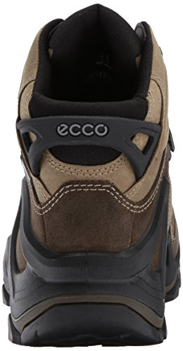 ECCO Men's Terra Evo Backpacking Boot, Black (Black/Black) Braun (Navajo Brown/Birch)
