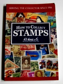 How to Collect Stamps Book by Harris
