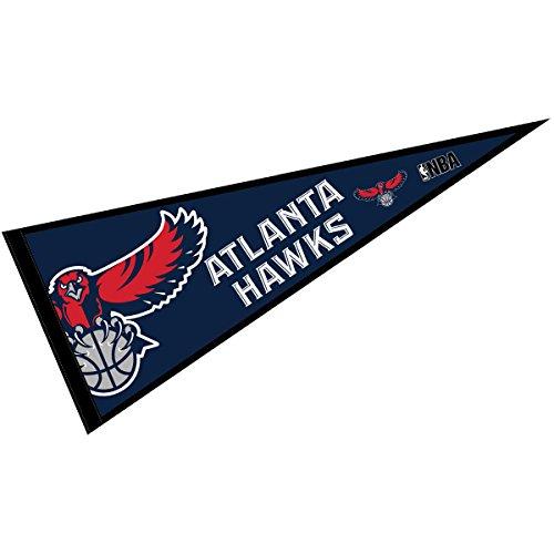 - WinCraft Atlanta Hawks Pennant Full Size 12