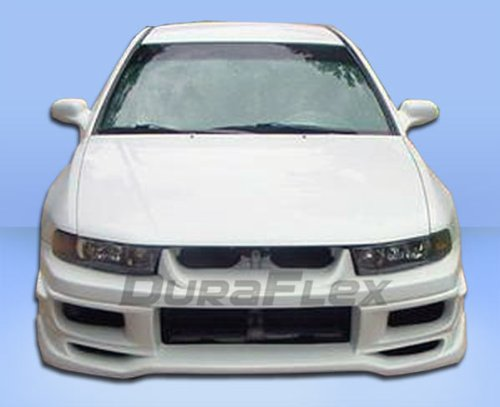 Duraflex Replacement for 1999-2003 Mitsubishi Galant Cyber Front Bumper Cover - 1 ()