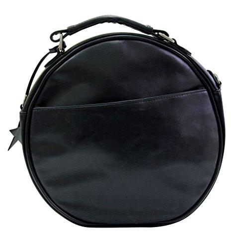 Shoulder Occult Apparel Banned Gothic Round Rockabilly Bag Pentagram Straps aPHH06n
