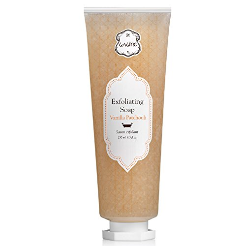 Laline World Of Scents Exfoliating Soap Revitalize Skin Vanilla Patchouli Soothing Aroma 8.5 ()