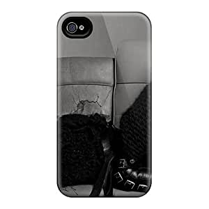 Durable Protector Case Cover With Miley Cyrus 56 Hot Design For Iphone 4/4s