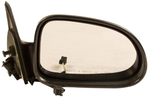 OE Replacement Dodge Truck Dakota/Durango Passenger Side Mirror Outside Rear View (Partslink Number CH1321198)