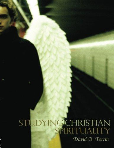 Studying Christian Spirituality