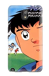 Excellent Galaxy Note 3 Case Tpu Cover Back Skin Protector Captain Tsubasa by icecream design