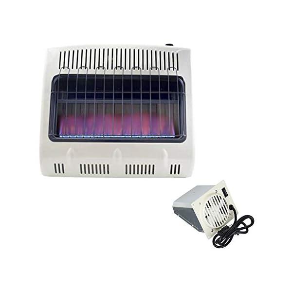 Mr Heater Vent Free Flame 30k Btu Propane Heater Blue