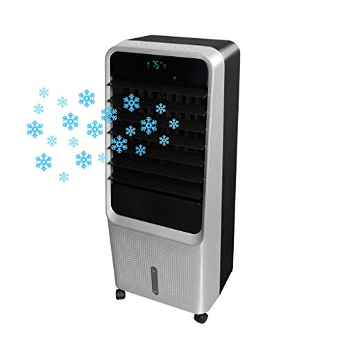 PureAirToday HEPA Air Purifier and Evaporative Cooler, Not Just a Fan! True Cooling System, 3-in-1 Functionality Cleans…
