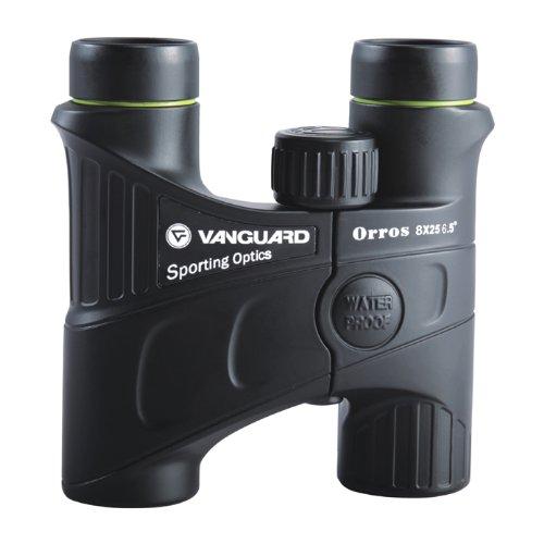 Vanguard Orros Compact Waterproof Binoculars  Black