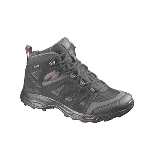 Salomon Ravenrock Mid Gtx W 392821, Chaussures randonnée