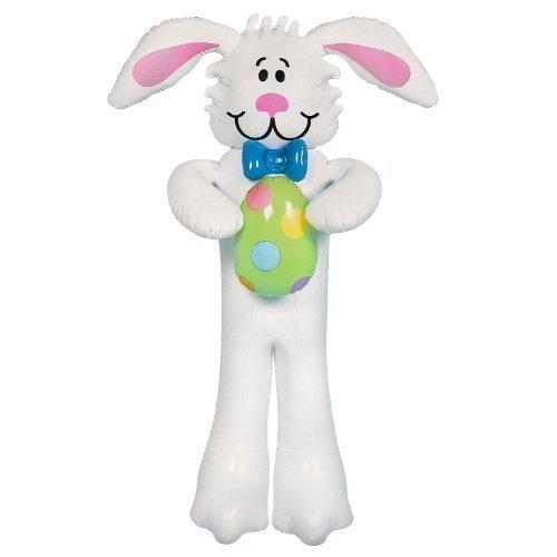Jumbo Inflatable Easter Bunny - Games & Activities & Inflates