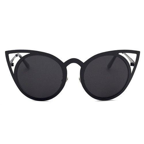 Señor Steampunk Cat H UV400 Gafas Sunglasses TL Gafas Bastidor D Gótico Mujeres Espejo de Unas Eye Gafas Sol Sol de enormes wqwX4tORxf