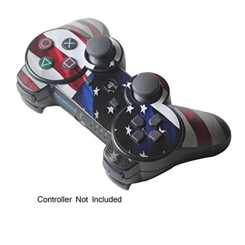 Designer Skin for Playstation 3 Remote Controller - Stars N Stripes
