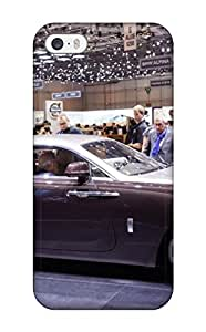 Ideal ZippyDoritEduard Case Cover For Iphone 5/5s(2014 Rolls-royce Wraith), Protective Stylish Case