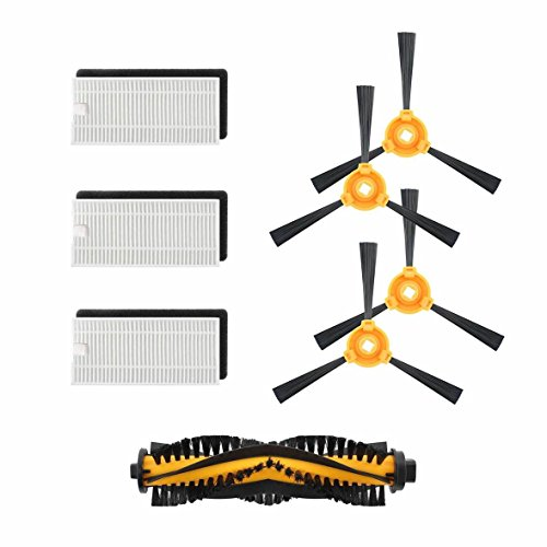 ECOVACS Accessory Kit for DEEBOT N79S & N79 Robotic Vacuum Cleaner - Filter, Brush (Kit Filter Brush)