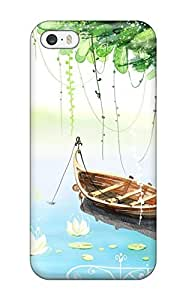 Forever Collectibles Artistic Abstract Artistic Hard Snap-on Iphone 5/5s Case