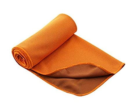 euwanyu Cooling Microfibre Towel Ice Cold quick dry towel ...