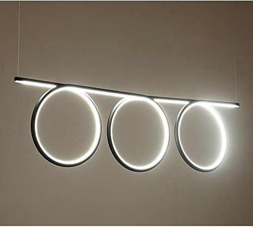 Contemporary 3 Light Pendant - 2