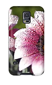 Ryan Knowlton Johnson's Shop New Premium Case Cover For Galaxy S5/ Flower Protective Case Cover