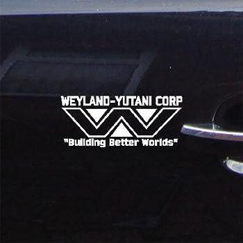 Amazon Com Weyland Yutani Corporation Pvc Sticker Alien