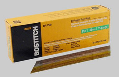 Stanley Bostitch 4,000 Count 2.50in. DA Angled Finish Nails