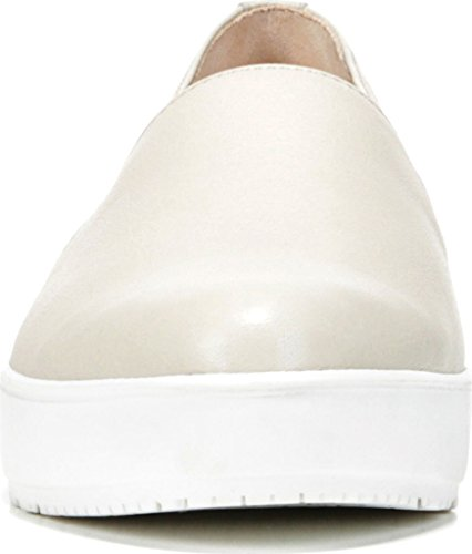 Dr. Scholls Original Collection Womens Beatrice Slip-On Sneaker Greige Maribel Leather YW6I5
