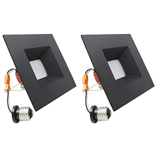 Outdoor Recessed Light Square in US - 4