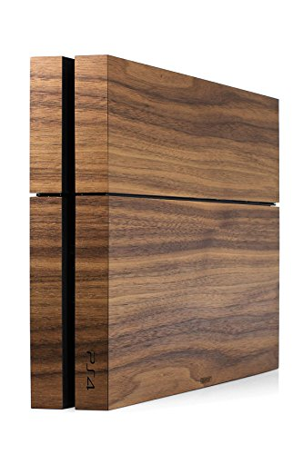 4' Horizontal Vent Kit (TOAST - Real Wood, Walnut Cover for the Sony Playstation 4)