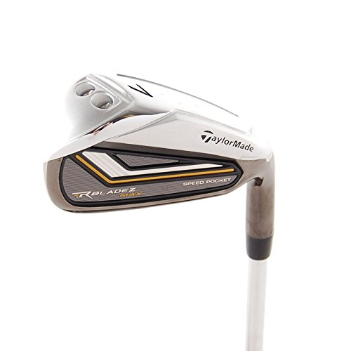 New-TaylorMade-RocketBladez-Max-7-Iron-FST-Steel-R-Flex-RH
