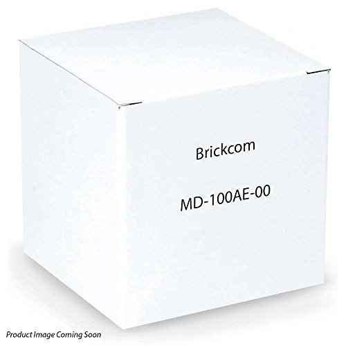 Brickcom MD-100AE 1 MegaPixel IP67 rated PoE capable Mini Dome Network Camera
