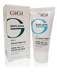 GIGI Bioplasma Azelaic Cream 15% For Oily Skin 30ml 1fl.oz